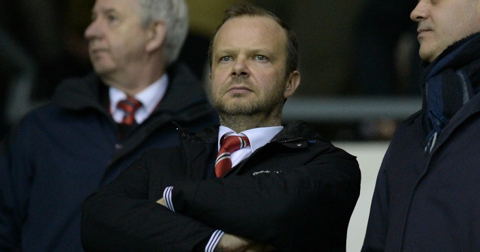 Ed Woodward: Still backed by United?