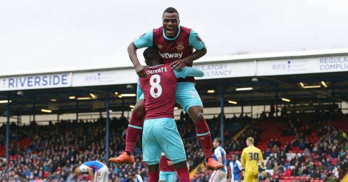Emmanuel Emenike: Striker had a host of chances on debut