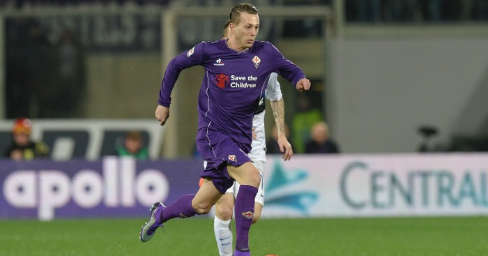 Federico Bernardeschi: Winger has bagged five goals this term