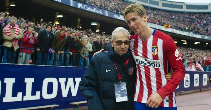 Fernando Torres: Scored 100th Atletico Madrid goal in win over Eibar