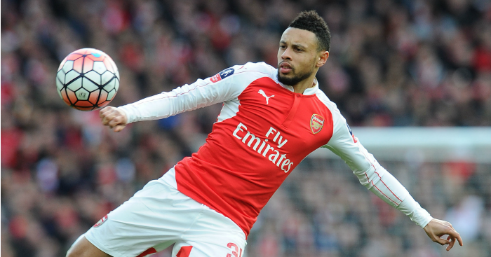 Francis Coquelin: Off the pace