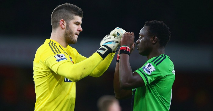 Fraser Forster: Focused on Southampton rather than England