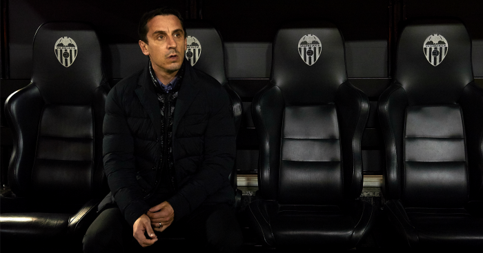 Gary Neville: Thought his team deserved more