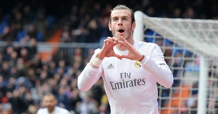 Gareth Bale: Linked with United move again.