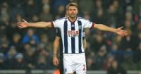 Gareth McAuley: West Brom defender misses Reading game