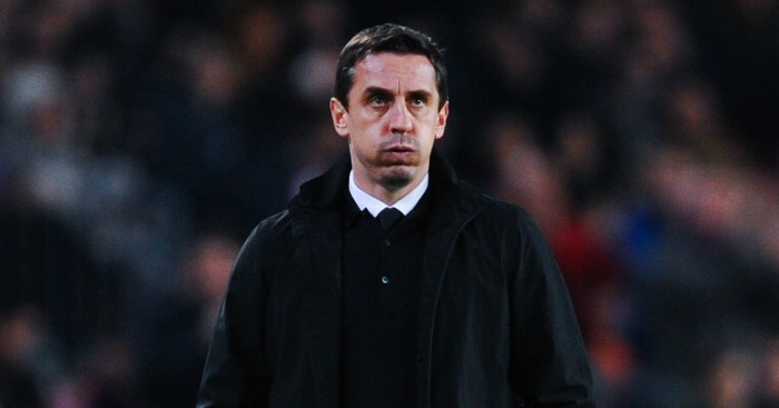 Gary Neville: Sacked as Valencia boss after poor spell
