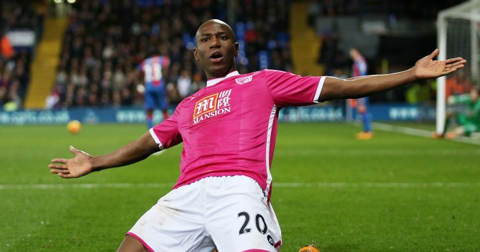 Benik Afobe: Signed for Bournemouth last month