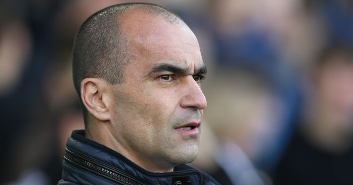 Roberto Martinez: Has been criticised by sections of the fans