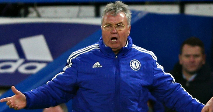 Guus Hiddink: Forgot youngster's name