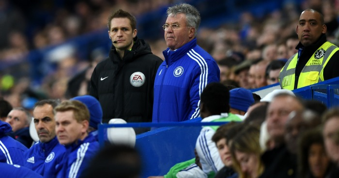 Guus Hiddink: Fears Chelsea have drawn too many games to make top four