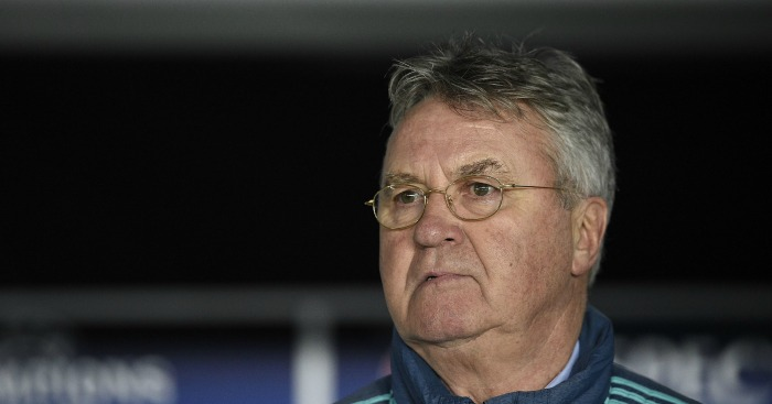 Guus Hiddink: Interim boss to leave at end of season