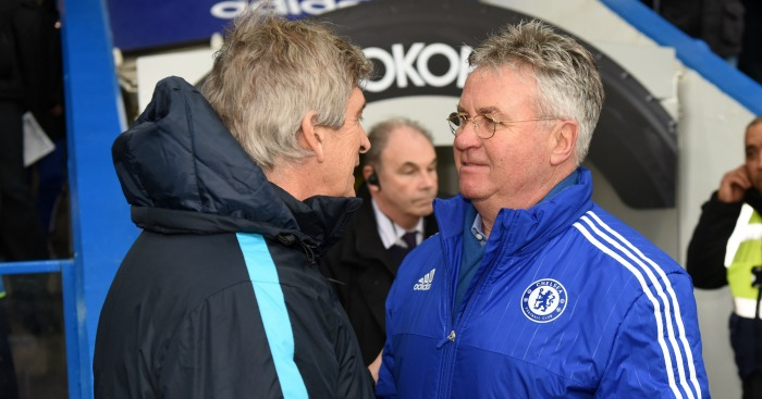 Guus Hiddink: Not much left in the league for Chelsea