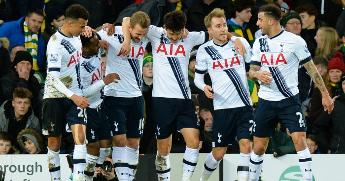 Tottenham: Enjoying a stellar season, says Redknapp