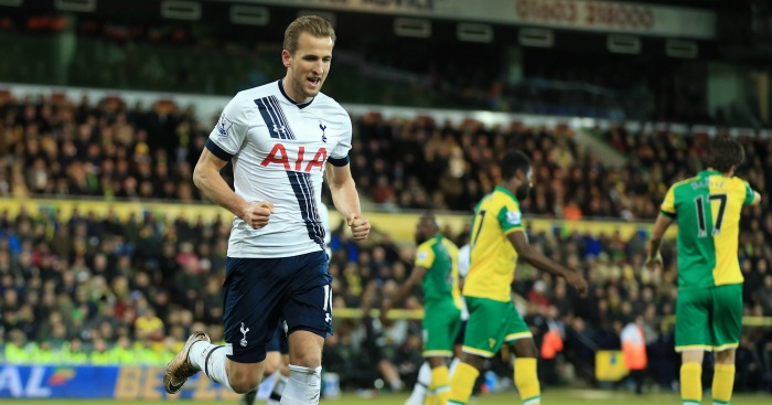 Harry Kane: Striker has netted 15 league goals this term