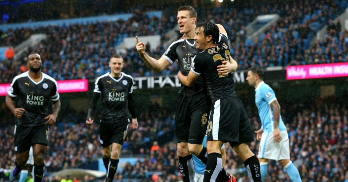 Robert Huth: Opened the scoring
