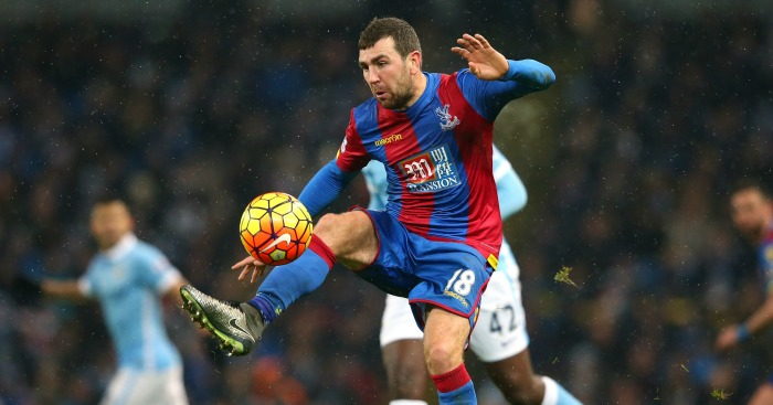 James McArthur: Midfielder has torn ankle ligaments