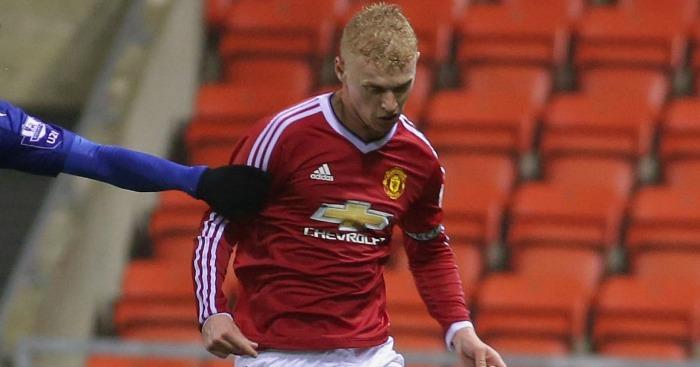 James Weir Manchester United