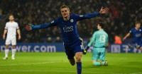 Jamie Vardy: Striker could have been playing in Championship
