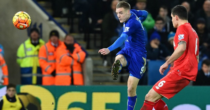 Jamie Vardy: Looking for emerging talent