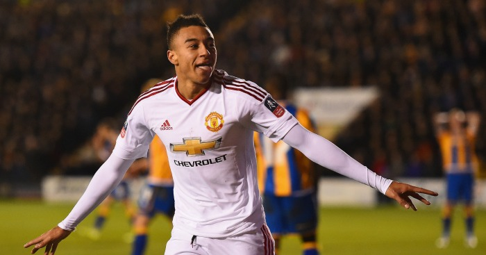 Jesse Lingard: Late contender for England's Euro 2016 squad