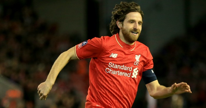Joe Allen: Leaves Liverpool for Stoke switch