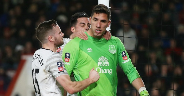 Joel Robles: Goalkeeper saved penalty at Bournemouth
