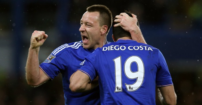 John Terry Diego Costa