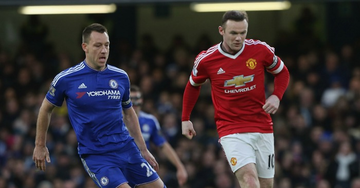 John Terry & Wayne Rooney: Duo wanted by Chinese clubs
