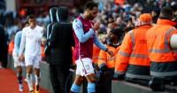Joleon Lescott: Unpopular figure at Aston Villa