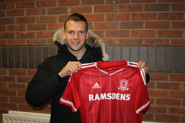 Jordan Rhodes: Middlesbrough future under the spotlight