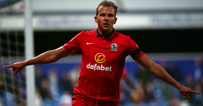 Jordan Rhodes: Striker has been prolific at Blackburn