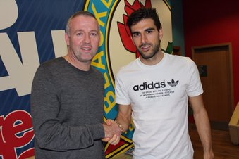 Jordi Gomez: Joins Blackburn on loan