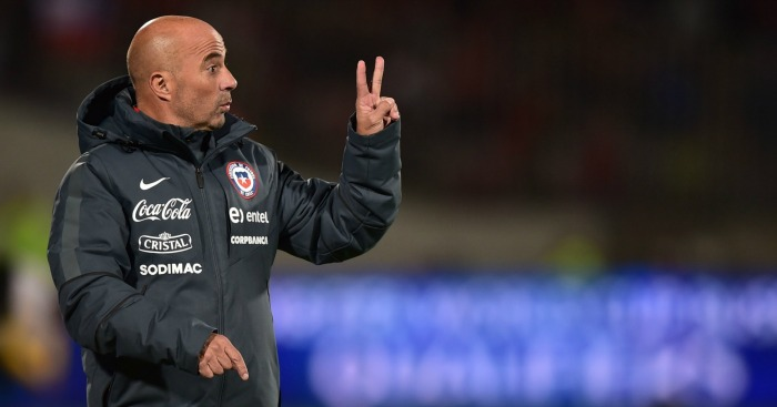 Jorge Sampaoli: Perfect for Premier League, says Arturo Vidal