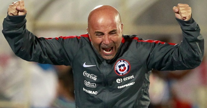 Jorge Sampaoli: Snubbed by Chelsea