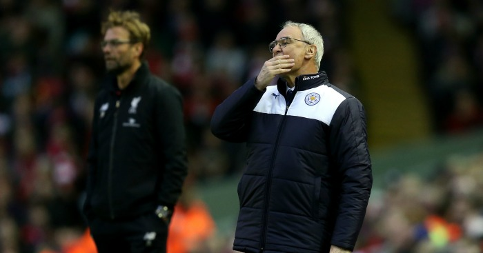 Jurgen Klopp and Claudio Ranieri: Meet again when Leicester City host Liverpool