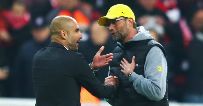 Jurgen Klopp: Ready to lock horns with Guardiola next season