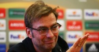 Jurgen Klopp: Delighted by progress into Europa League final