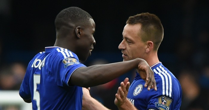 Kurt Zouma: Sure Chelsea captain John Terry can play on