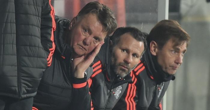 Louis van Gaal: Manchester United boss under intense pressure