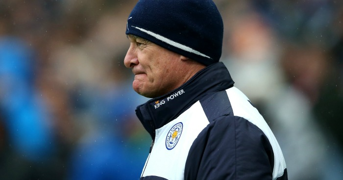 Claudio Ranieri: Hopes this season has ending like an American movie