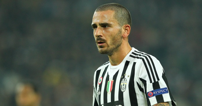 Leonardo Bonucci: Wanted by Manchester United
