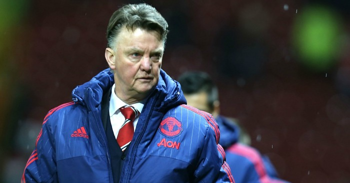 Louis van Gaal: Pressure appears to be lifting at Old Trafford