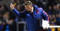 """Louis van Gaal: Manager """"satisfied"""" by United performance"""