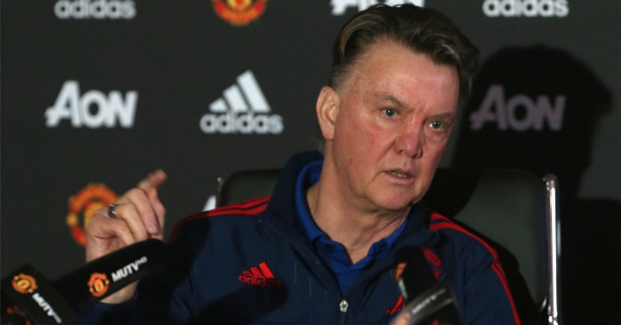 Louis van Gaal: Expects tough match at Upton Park