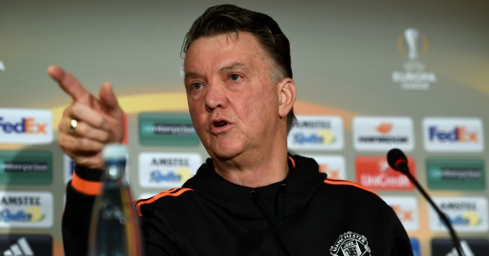 Louis van Gaal: Doesn't want Man Utd to deny Jose Mourinho speculation