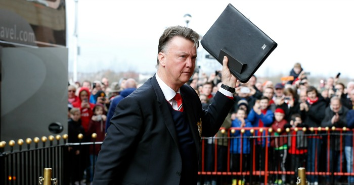 Louis van Gaal: Admits teams no longer fear Manchester United