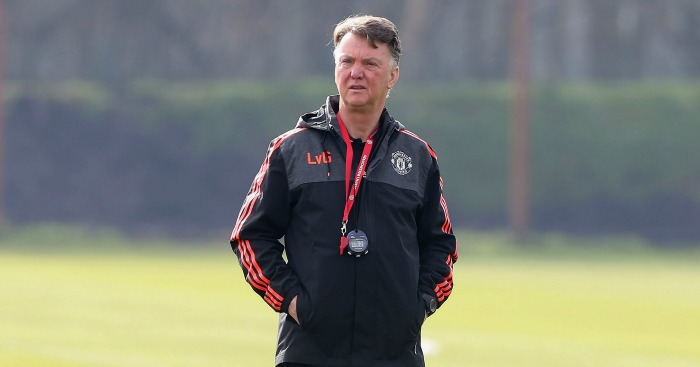 Louis van Gaal: Planning for next season at Manchester United