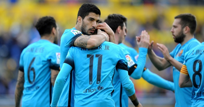 Barcelona: Backed to beat Arsenal convincingly at Emirates Stadium