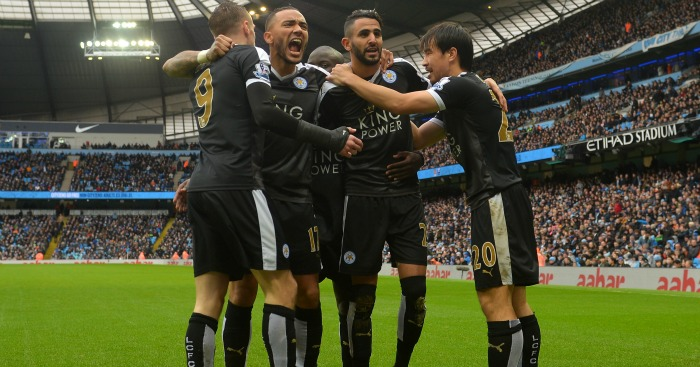 Leicester City: Hammered Man City on Saturday