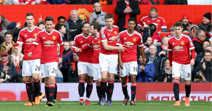 Manchester United: Backed to continue winning streak